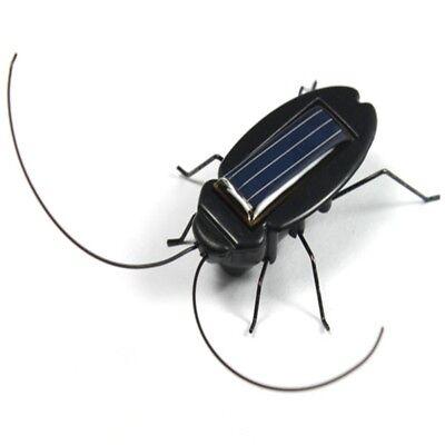 Economic Solar Powered Energy Cockroach Gadget Bug Toy Children Kids Gift