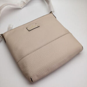 f2211471bdd6 BRAND NEW KATE SPADE BAY STREET CORA LEATHER MED CROSSBODY BAG