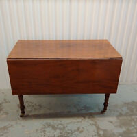 Solid Mahogany Gate Leg Table