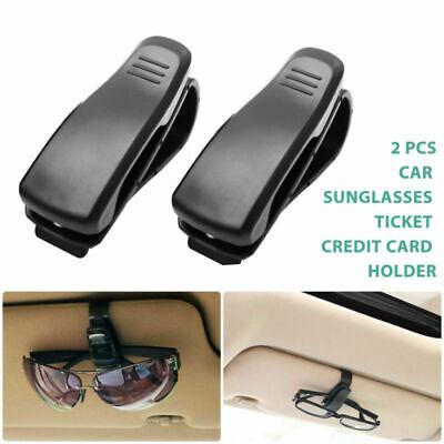 Universal Auto Sonnenblende Clip Halter für Brille Sonnenbrille Brillenhalter