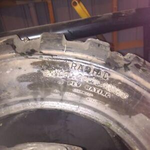 """ATV tires 14 """" rims"""
