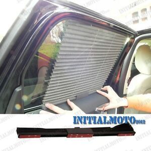 black car auto folding insulation side window windshield sun shade visor block ebay. Black Bedroom Furniture Sets. Home Design Ideas