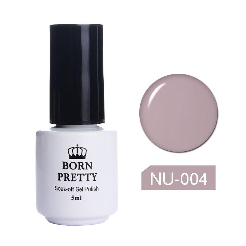 BORN PRETTY Nail UV Gel Polish Soak Off Nail Art Manicure LED Gel Varnish 5ml