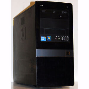HP Elite 7100 MT Desktop PC i7 4 Cores 8GB RAM 250GB HDD HDMI