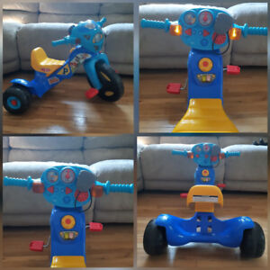 Paw Patrol tricycle