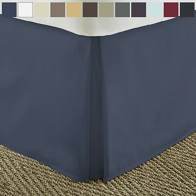 Premium Luxury Bed Skirt   Dust Ruffle By Becky Cameron