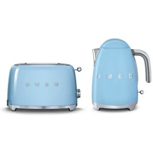 BRAND NEW SMEG - Kettle, Blender and 4-slice toaster
