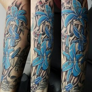 Tattoo Artist Accepting New Clients