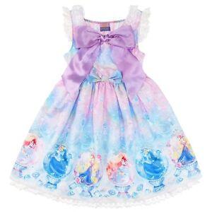 Angelic Pretty x Disney Store Japan Fairy Season Lolita JSK Dress Kawaii Sweet