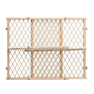 Evenflo Position and Lock Wood Baby Gate- New In Box