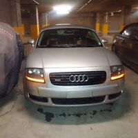 2001 Audi TT Coupe (2 door)