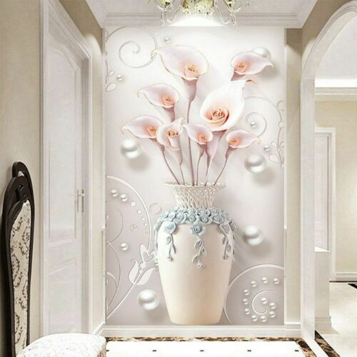 European Wallpaper For Home Living Room Bedrooms Decors Wall Background Murals