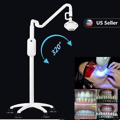Dental Teeth Whitening Cold Led Lamp Bleaching Machine Light 3d R20 Shade Guide
