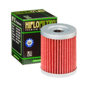 HiFlo Oil Filter HF132 Suzuki LT LTF 160 230 250 Z250 300 Quadsport Quadrunner
