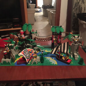 Vintage lego #6278 Enchanted Island complete (no instructions)
