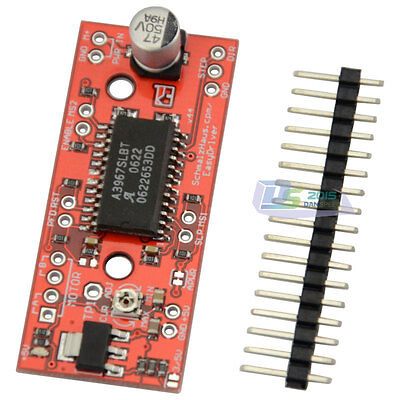 A3967 Easydriver Shield Stepping Stepper Motor Driver V44 Kits Set Top Quality