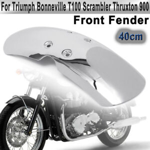 cafe racer,  Motorcycle Front Fender Mudguard For Triumph