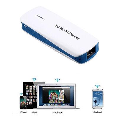 5 in 1 Mini Portable 150Mbps Mini 3G/4G WiFi Mobile Wireless Router Hotspot Hot
