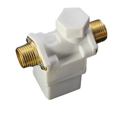 Durable Electric Solenoid Valve For Water Air Nc Dc 12 Normally Closed