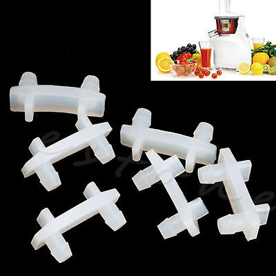 6Pcs Replacement Rubber Bush Spare Parts Shock Pad For Nutribullet 600W 900W Hot
