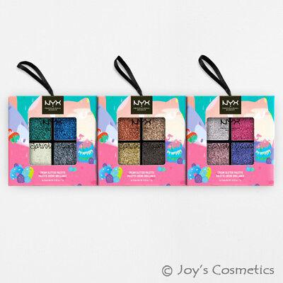Nyx Glitter - 1 NYX Sprinkle Town Cream Glitter Palette