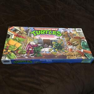 Vintage NEW 1987 Teenage Mutant Ninja Turtles Boardgame