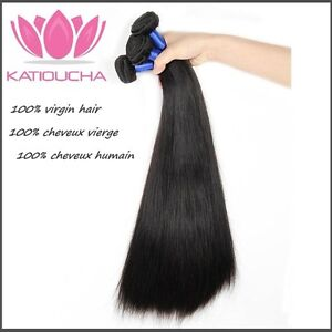 "100% Virgin Human Remy Hair Extensions,20"",7A,100g,Unprocessed Yellowknife Northwest Territories image 2"