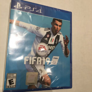 Fifa 19 Playstation 4, Ps4 Brand New sealed