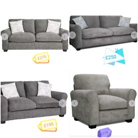 Sofa Settee Clearance SALE now on. Real Bargains Clearance Outlet Leic