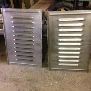 McCormick 10-20 engine side covers
