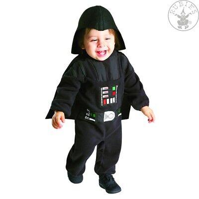RUB 3888260 Lizenz Kleinkind Kinder Kostüm Darth Vader Star Wars Toddler 2-3 J (Kleinkind Star Wars Kostüm)