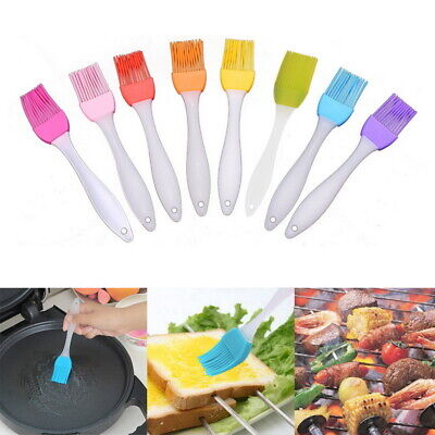 Silicone Baking BBQ Bakeware Cake Pastry Bread Oil Cream Cooking Basting - Bbq Cake