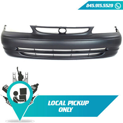 LOCAL PICKUP 1998-2000 FITS TOYOTA COROLLA  FRONT BUMPER COVER PRIMED TO1000189