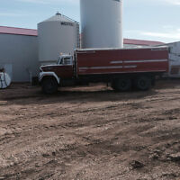 Cheap grain truck priced to sell