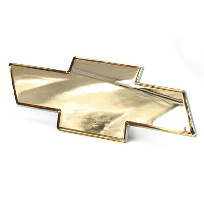 Brand New Gold Front Grill Badge For 1999-2002 Chevy Chevrolet Silverado