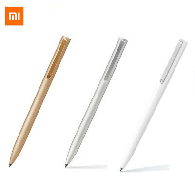 Xiaomi Mijia Metal Sign Pen Ink Japan Durable Ballpoint PREMEC Smooth Writing