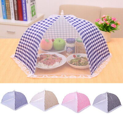 New Kitchen Food Cover Tent Umbrella Outdoor Camp Cake Cover