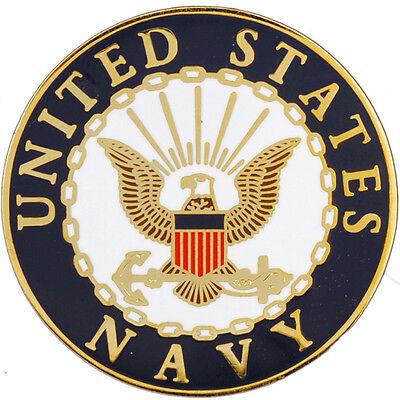 US Navy Logo Pin