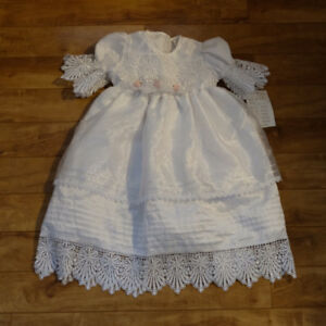 Baby Christening Dress size 12-18 month