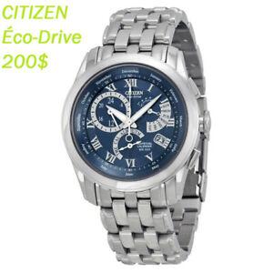 Montre CITIZEN Éco-Drive (Watch)  à SEULEMENT 200$!!!
