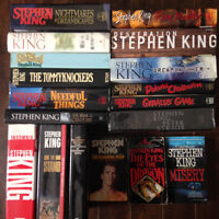 Stephen King - Book collection