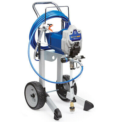 Graco Magnum Pro X19 Cart Airless Paint Sprayer 17g180 Prox19 New Gun Hose