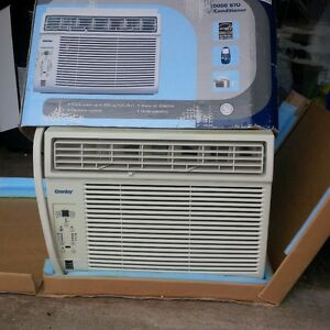 how to use danby air conditioner