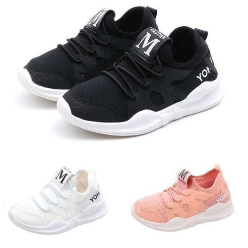 Kindersportschuhe Jungen Sneakers Sportschuhe Turnschuhe Mesh Atmungsaktive