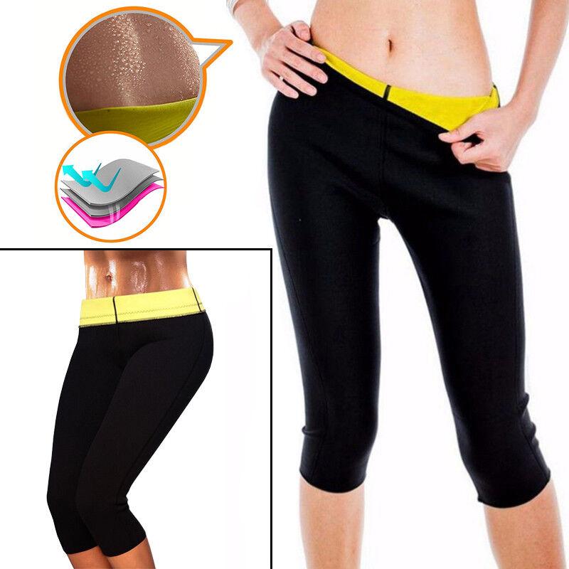 Women Slimming Pant Hot Thermo Neoprene Sweat Sauna Body Sha