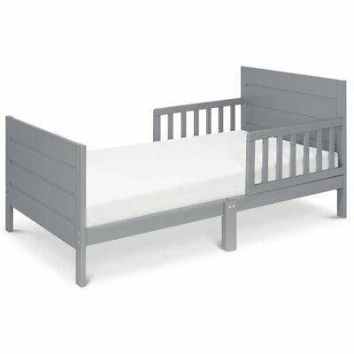 Da Vinci Toddler Beds - Da Vinci Modena Toddler Bed in Gray