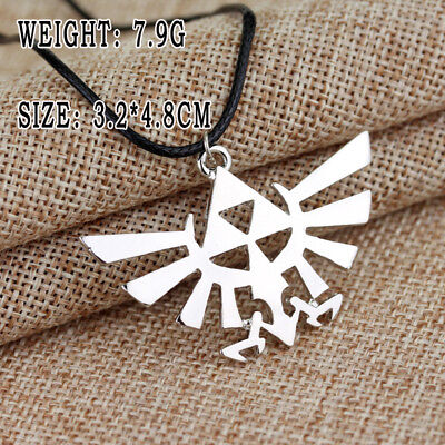 Legend  of Zelda Cosplay  Necklace Owl Logo Alloy Jewelry Pendants for sale  Shipping to Canada