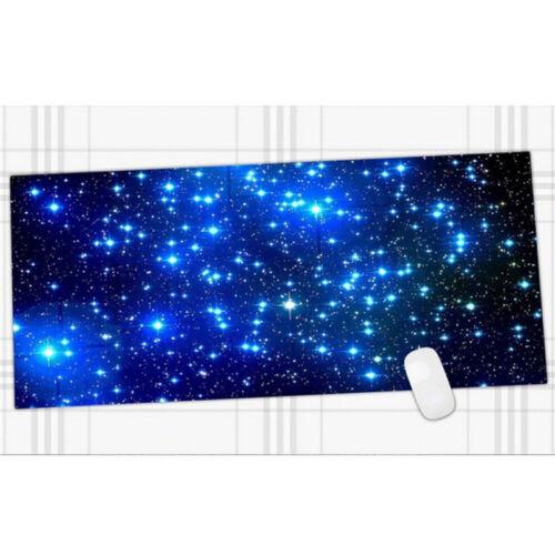 Big Galaxy skid gioco per laptop grande tastiera per tappetino del mouse Mat