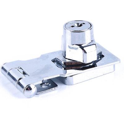 Pratical Drawer Lock Cabinet Cupboard Locker With 2 Keys Mailbox Lock Hot Sale
