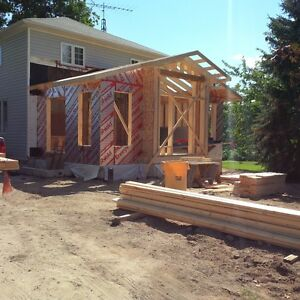 Residential & Commercial Renovations & Additions
